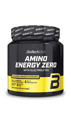 Amino Energy Zero with Electrolytes 360 g