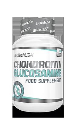 8 glucoamină în 1 cu condroitină