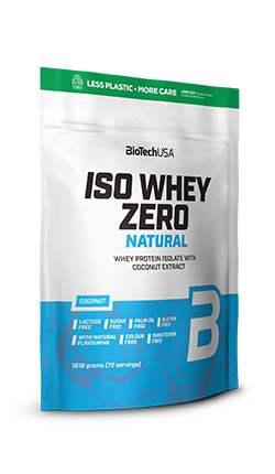 Iso Whey Zero Natural
