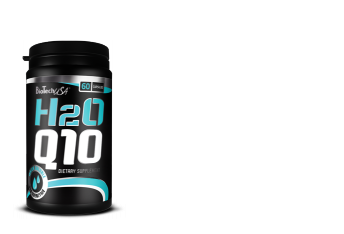 H2O Q10 - Start with your heart